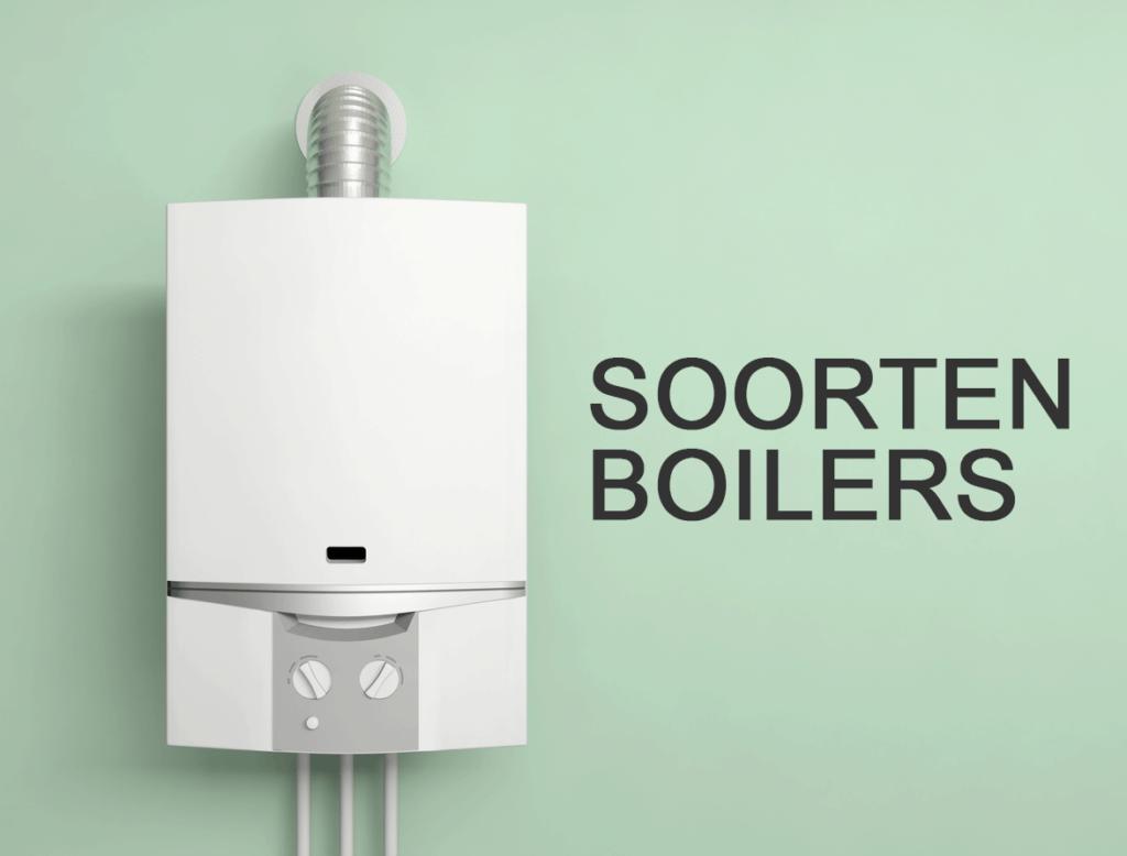 Soorten boilers