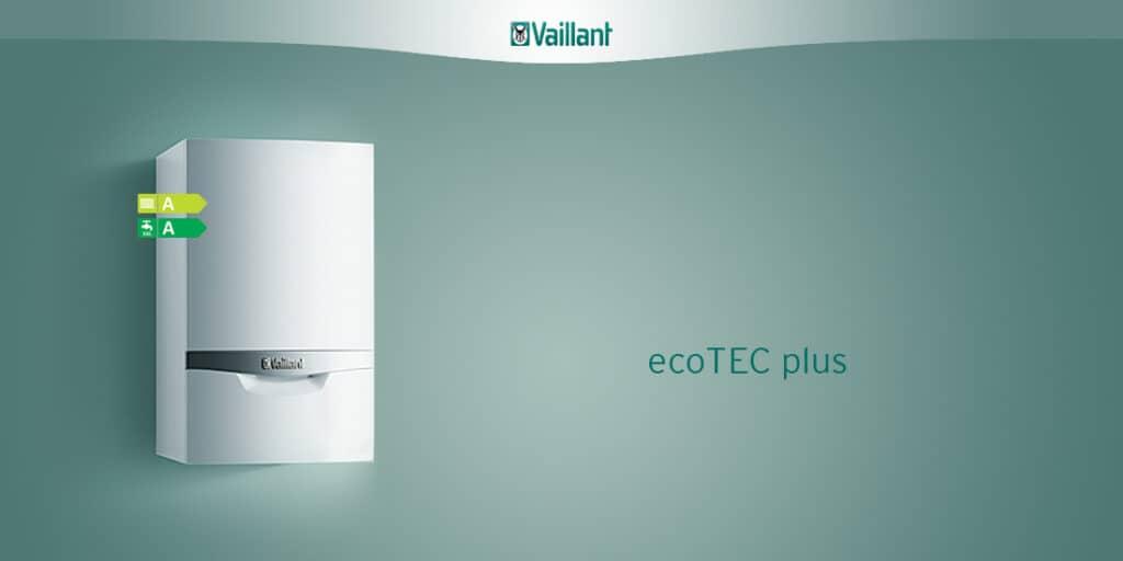 Vaillant Ecotec Plus Combiketel © Vaillant