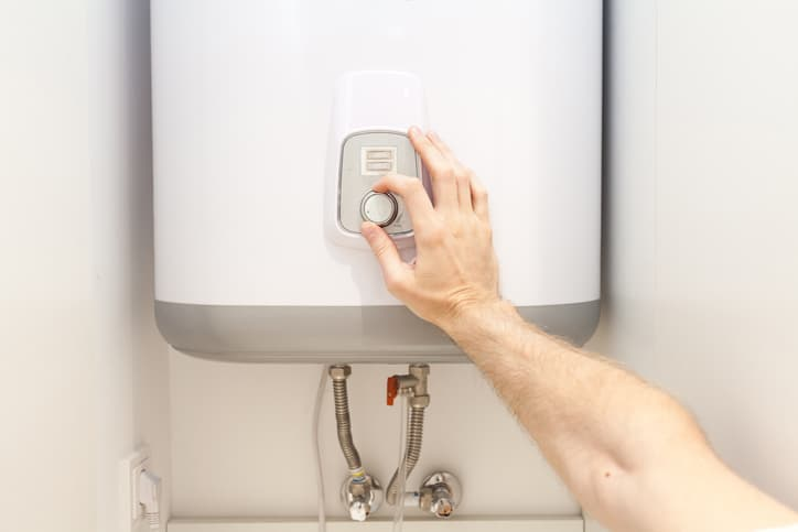 Verbruik elektrische boiler