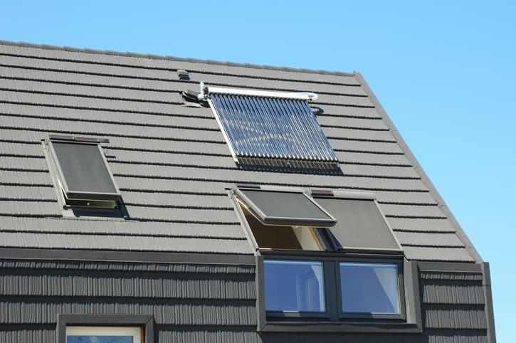 Vacuüm zonnecollectoren